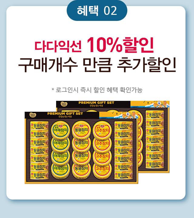 혜택1 최대 30만원 신세계상품권증정