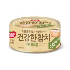 [동원] 건강한 참치 저나트륨 100g