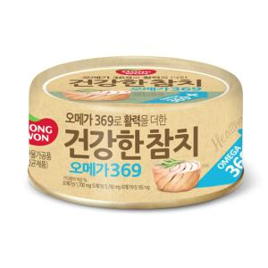 동원 건강한참치 오메가 369 150g