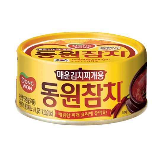 매운김치찌개용 참치150g