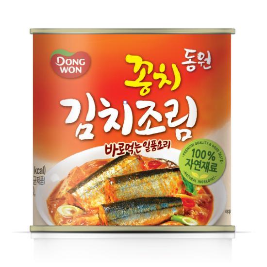 꽁치 김치조림 280g