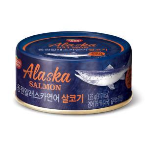 알래스카연어살코기135g