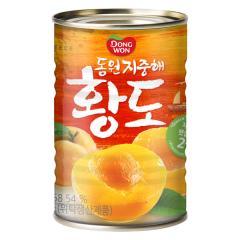 [동원] 지중해 황도 410gX7캔