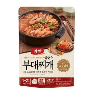 양반 송탄식 부대찌개 500g