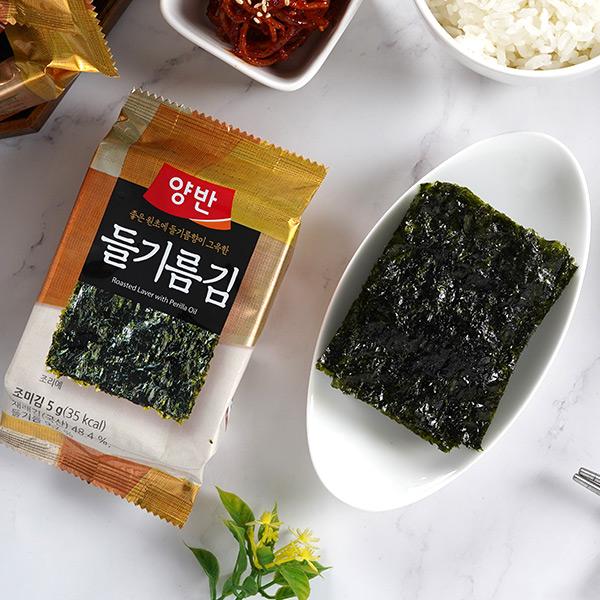 (新)들기름김[식탁9P(10매)]