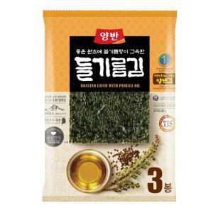 (新)들기름김[전장3P(5매)]