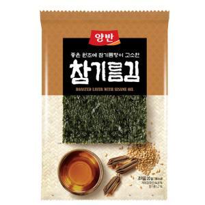 참기름김[전장8P(5매)]