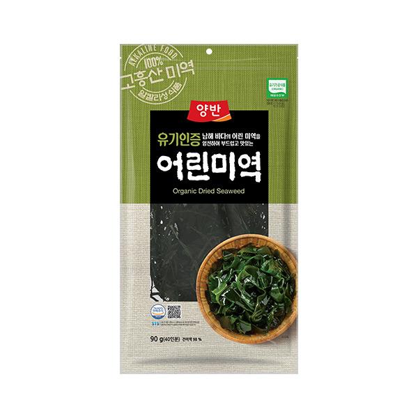 [동원] 어린미역 90g (40인분)