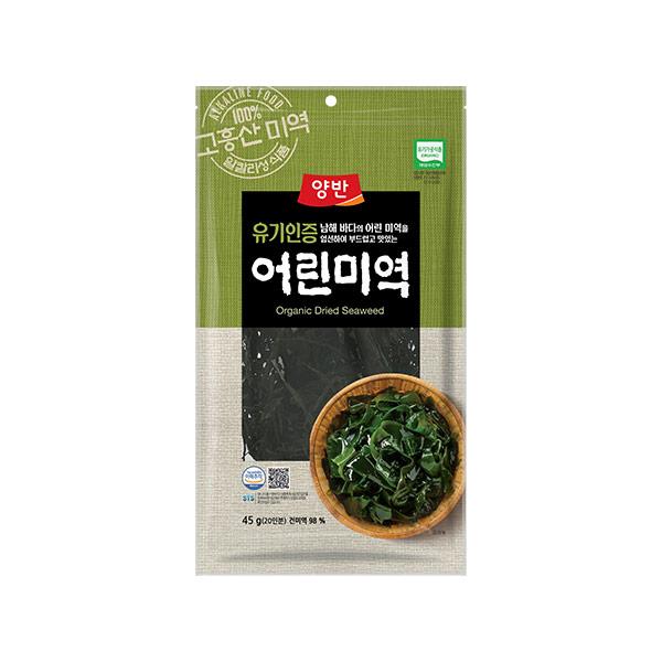 [동원] 어린미역 45g (20인분)