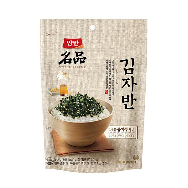 [동원] 양반김 명품김자반 50g
