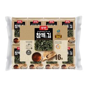 [동원] 참깨김[식탁16P(9매)]