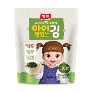 아이맛있는김 김자반 30g