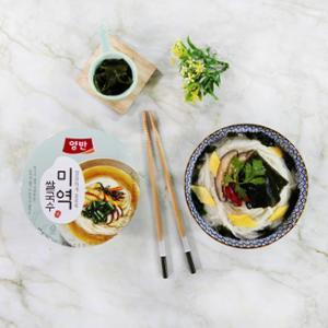 양반 미역 컵쌀국수 87g