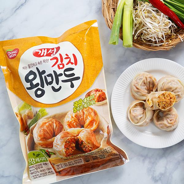 [동원] 개성김치왕만두 1.2kg
