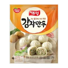 [동원] 개성감자만두 1.9kg 지퍼백