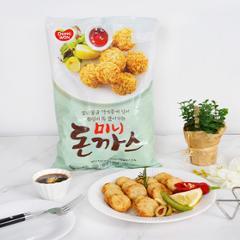 [동원] 미니 돈까스 1kg(대용량,실속형)