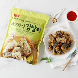 [동원] 야채바삭김말이 700g