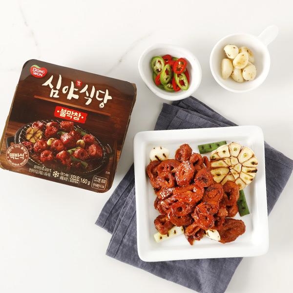 [동원] 심야식당 불막창 160g