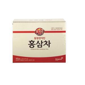 천지인 홍삼차 50포