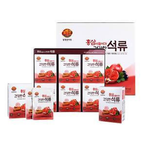 홍삼이 들어가 건강한 석류 (50ml*30포)