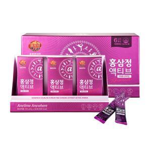 홍삼정 액티브 아로니아맛 (7ml*30포)