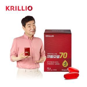 크릴오일 70 (1,000mg X 36캡슐)