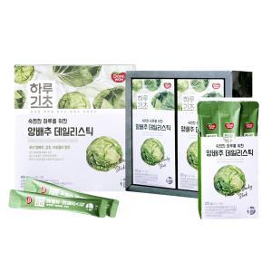 [동원] 하루기초 양배추 데일리스틱 (15gx15포x2입)