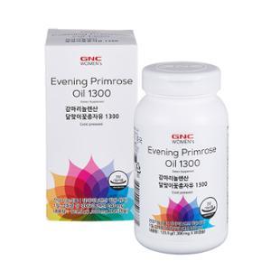 GNC 감마리놀렌산 달맞이꽃종자유 1300 (95) (신)