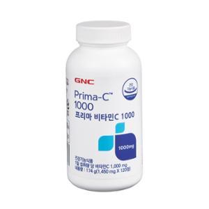 GNC 프리마 비타민 C 1000 (120)