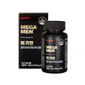 GNC 메가맨 (90정) (온라인전용)