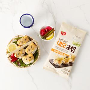 동원 네모초밥 (유부 오리지널) 160g