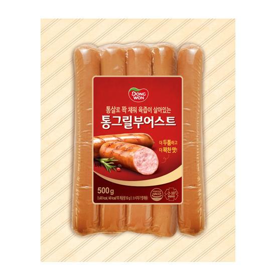 [동원] 통그릴부어스트 500g