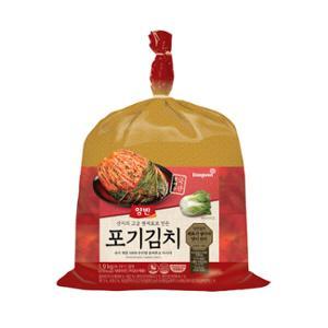 자연양반 포기김치 1.9kg