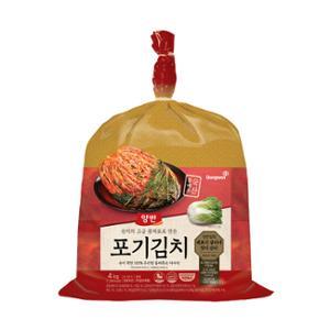 자연양반 포기김치 4.0kg