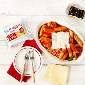[덴마크] 짜지않은 치즈 252g