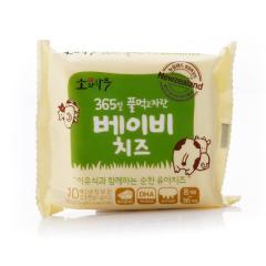 소와나무 365일풀만먹고자란베이비치즈180g(18g*10매)