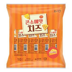 소와나무 콘소메맛 치즈 200g (20g x 10)