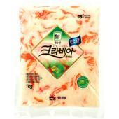 대림선 크라비아 후레쉬(냉동) 1kg