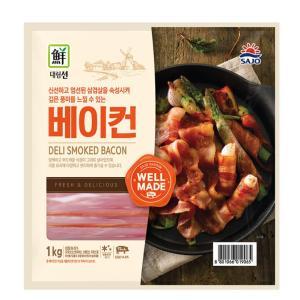 대림선 베이컨(냉동) 1kg