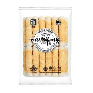 대림선 부산오뎅 냉동어묵_맛대장 1kg