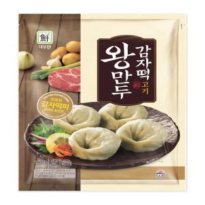 대림선 감자떡 왕만두 고기 1400g