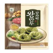 대림선 감자떡 왕만두 부추잡채 1400g