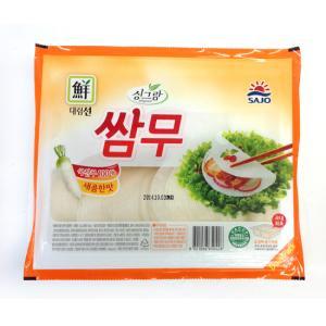 [대림선] 쌈무(새콤한 맛) 3kg