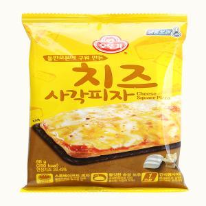 [오뚜기] 사각피자 치즈 88g