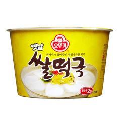 [오뚜기] 옛날 쌀떡국 181.6g (유통기한: ~19.04.13)