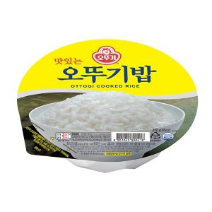 [오뚜기] 맛있는 오뚜기밥 210G