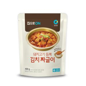 [대상] 집으로ON 돼지고기 듬뿍 김치짜글이_400G