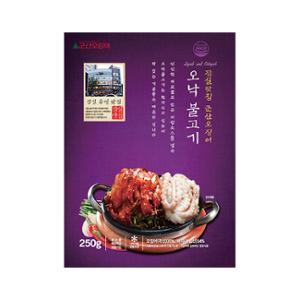 [군산오징어] 오낙불고기 _ 250g