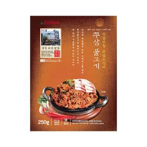 [군산오징어] 쭈삼불고기 _ 250g