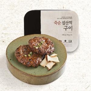 [계절밥상] 죽순섭산적구이 260g